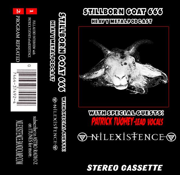 NILEXISTENCE STILLBORN LOGO